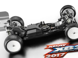 XRAY XB2 - 2017 SPECS - 2WD 1/10 ELECTRIC OFF-ROAD - DIRT