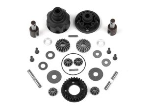 Front Gear Differential Set