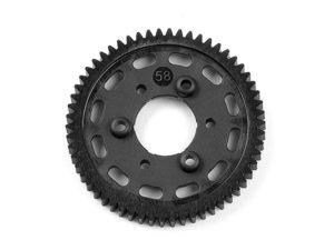 Composite 2-Speed Gear 58T (1St)