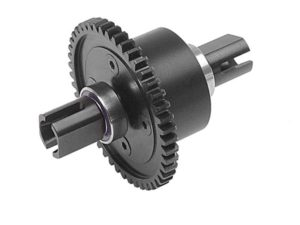 Central Differential Set