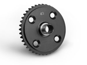 Front:Rear Diff Large Bevel Gear 43T