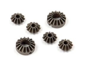 Active Diff Steel Bevel & Satellite Gears (2+4)