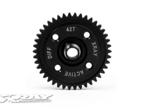 Active Center Diff Spur Gear 42T