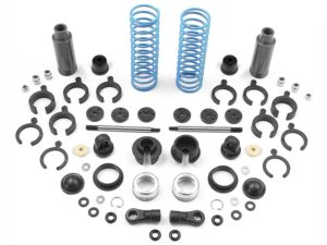 Front Shock Absorbers Complete Set Wide (2)