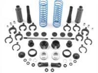 Rear Shock Absorbers Complete Set (2)