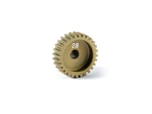 ALU PINION GEAR - HARD COATED 28T / 48