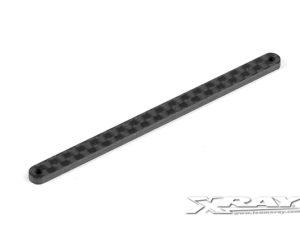 X10 Front Brace - Graphite 2.0Mm