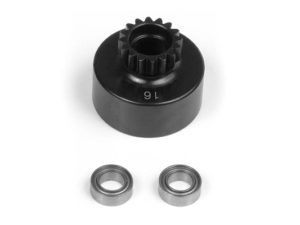 Clutch Bell 16T With Bearings