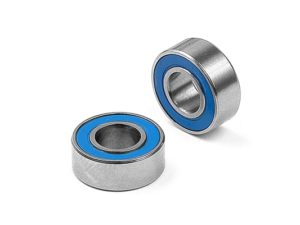 High-Speed Ball-Bearing 6X13X5 Rubber Sealed (2)