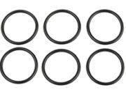 Team Corally - O-ring voor carburator inserts Etor 21 3P en Etor 21 5-2P - 6 st
