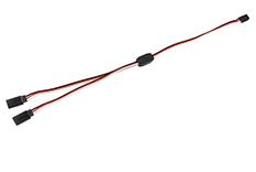 G-Force RC - Servo Y-kabel - Futaba - 22AWG / 60 Strengen - 30cm - 1 st