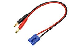 G-Force RC - Laadkabel - EC-5 - 14AWG Siliconen-kabel - 30cm - 1 st