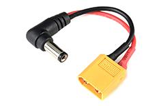 G-Force RC - Batterij adapterkabel - Fatshark > XT-60 Connector vrouw. - 6cm - 1 st