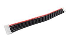 G-Force RC - Balanceer-connector - mannelijk - 5S-EH met kabel - 10cm - 22AWG Siliconen-kabel - 1 st