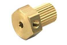 G-Force RC - Kruiskoppeling adapter - As Dia. 2.3mm - 1 st
