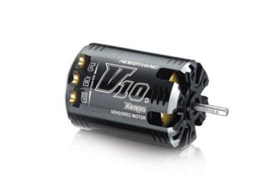 Hobbywing XeRun V10 8.5T Black G2, 4050kv