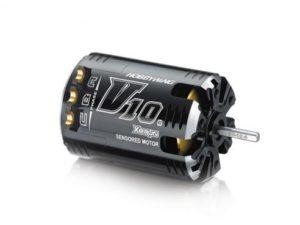 Hobbywing XeRun V10 10.5T Black G2, 3800kv