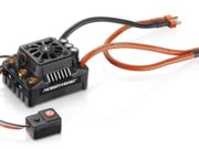 Hobbywing EzRun MAX8 V3 T-PLUG DEANS, 150A, 1/8 ESC Waterpr,