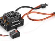 Hobbywing EzRun MAX8 V3 TRAXXAS PLUG, 150A, 1/8 ESC Waterpr.