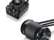 Hobbywing EzRun Combo MAX10 SCT 3660SL, 4000kv, 1/10 Waterpr