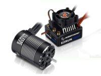 Hobbywing EzRun Combo MAX10 3652SL, 3300kv, 1/10 Waterproof