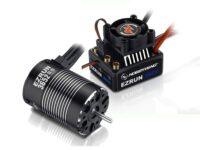 Hobbywing EzRun Combo MAX10 3652SL, 5400kv, 1/10 Waterproof