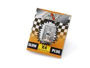 Rossi - Gloeibougie - X4 - Medium Hot - OS Type