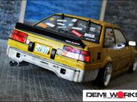 Body Kit Toyota AE86